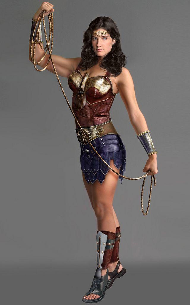Wonder Woman Costume Hot