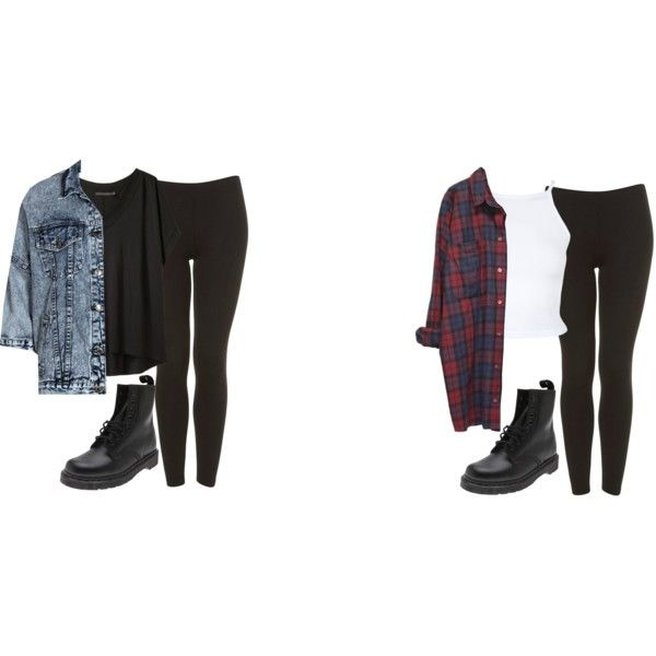 red doc martens outfits - Google Search