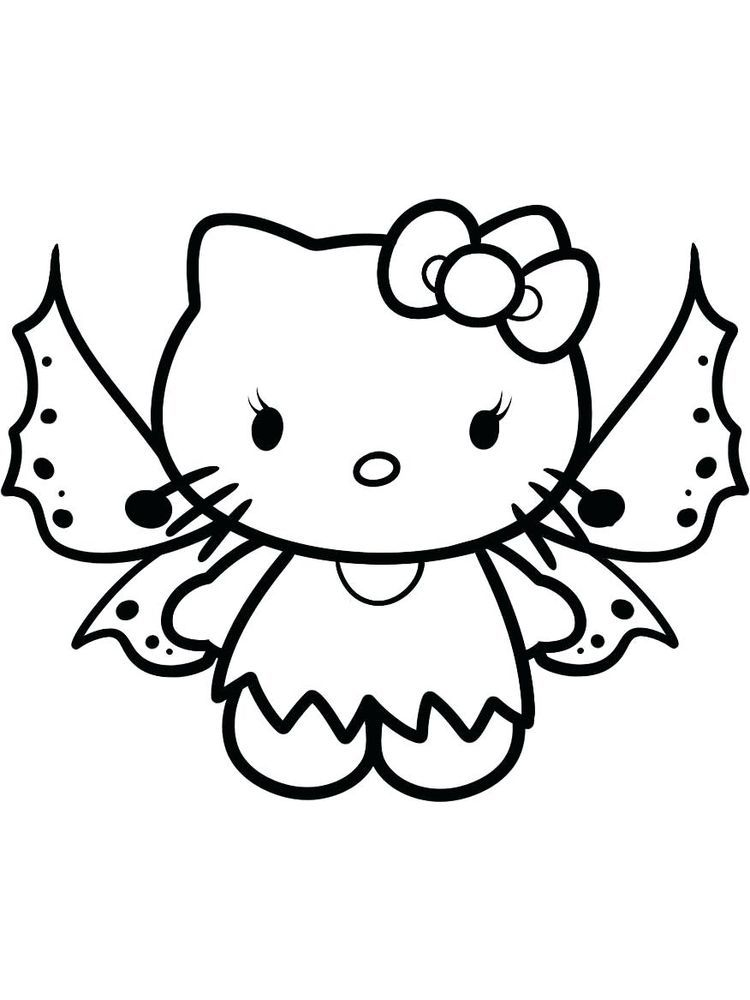Printable Hello Kitty Coloring Pages For Kids Free Coloring Sheets In 2020 Hello Kitty Coloring Hello Kitty Bow Hello Kitty Colouring Pages