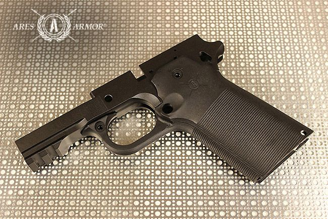 Rudius 80% 1911 Frame LOADING THAT MAGAZINE IS A PAIN! They do get ...