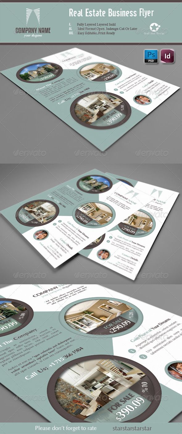 best images about flyer the flyer real estate 17 best images about flyer the flyer real estate templates and presentation templates