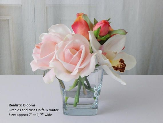 Beautifully hand crafted in the us with premium quality realistic beautifully hand crafted in the us with premium quality realistic silkartificial flowers in the real touch category real touch flowers are th mightylinksfo