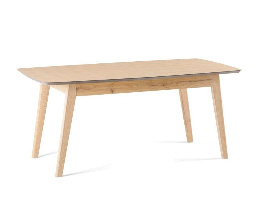 Naturel à manger MELINA extensible Table salle de VMGqpSUz