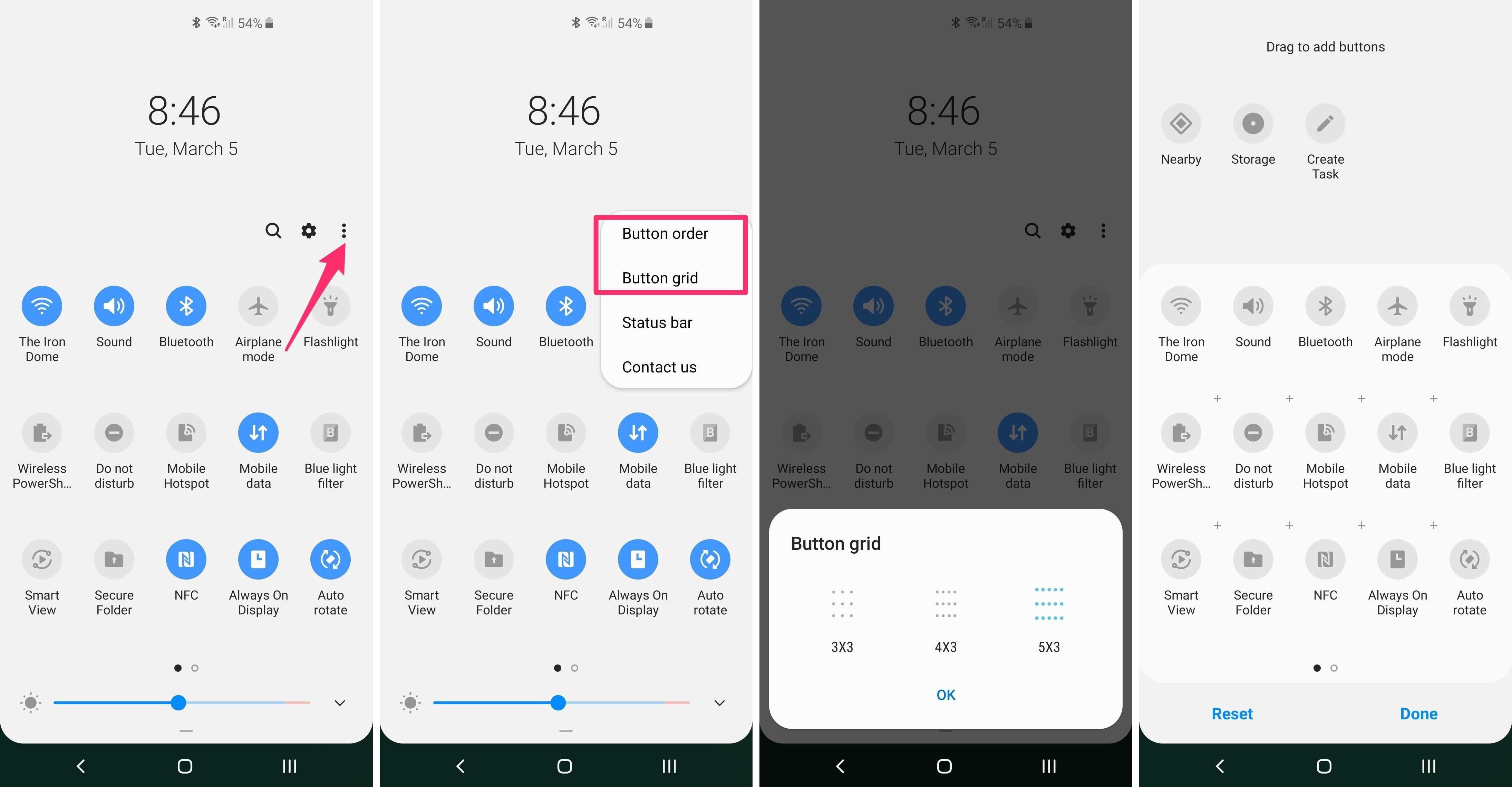 Galaxy S10 12 settings to change right away Settings