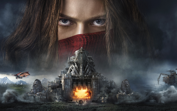Download Film Mortal Engines 2018