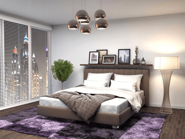Lampe kleines schlafzimmer  Bedroom design, Bedroom, Home decor