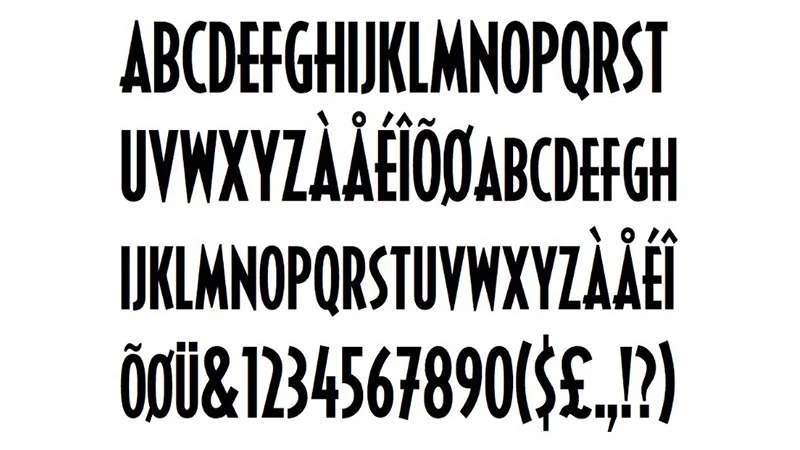 Black Panther Font Download All Your Fonts Logo fonts