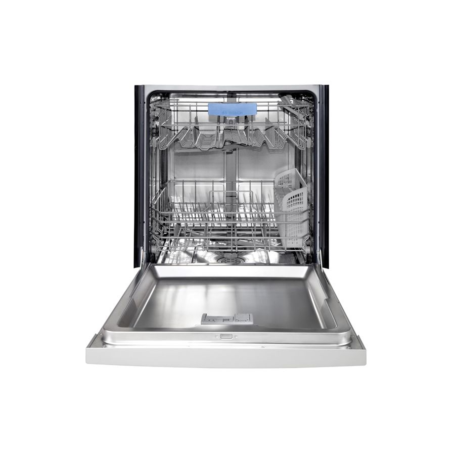 Shop Bosch Ascenta 50 Decibel Built In Dishwasher Stainless Steel Common Built In Dishwasher Bosch Dishwashers Lowes Home Improvements