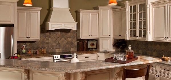 Glazed Mocha Cream Cabinets Building Ideas Rta Kitchen Cabinets