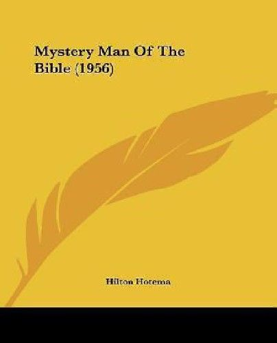 Mystery Man of the Bible (1956)