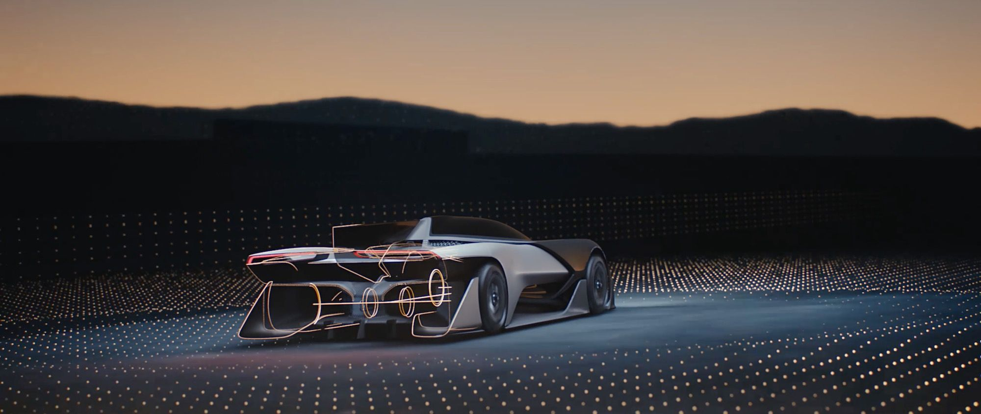Faraday Future Plans Formula E Autonomous Driving Faraday