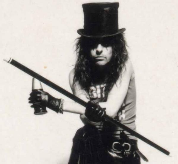 My First Rock Concert And My Greatest Inspiration Alice Cooper
