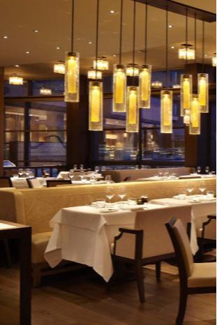 The Dining Room Serves Modern Australian Dishes Deserving Of Its Gorgeous Park Hyatt Sydney Dining Room Decorating Inspiration