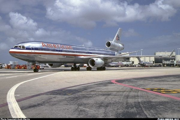 """""""DC10's, L1011's and MD11's"""" 