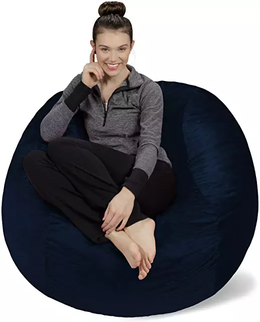 cheap bean bag chair Bean bag chair, Cheap