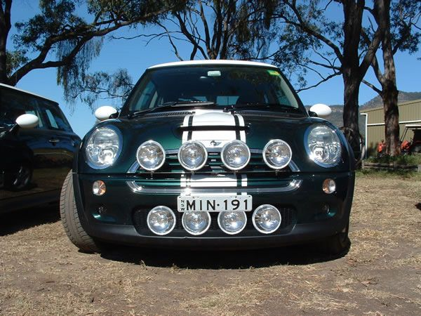 Alta Rally Light Bar Or Mini Sport Lamp Cooper Forum