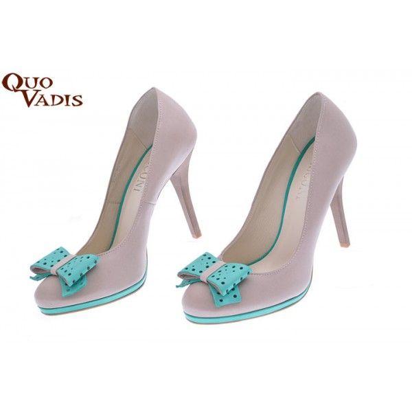 Czolenka Visconi M 472 K 109 110 Heels Shoes Peep Toe