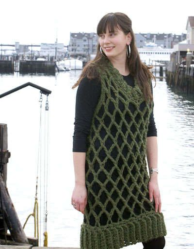 15 Beautiful Free Crochet Dress Patterns For Women Knitting