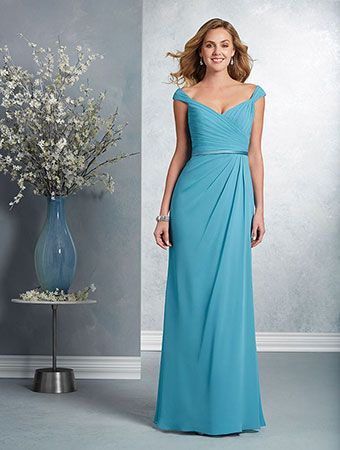Style 7406 Signature Bridesmaids Alfred Angelo