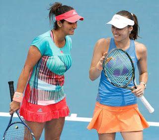 Blog Esportivo do Suíço:  Hingis e Mirza eliminam Teliana na Austrália e ampliam marca