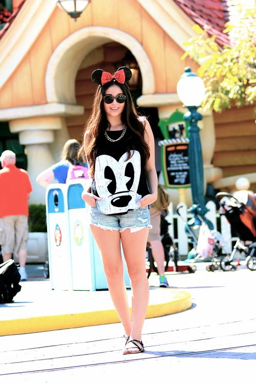 id rock that at disney world!or anywhere.