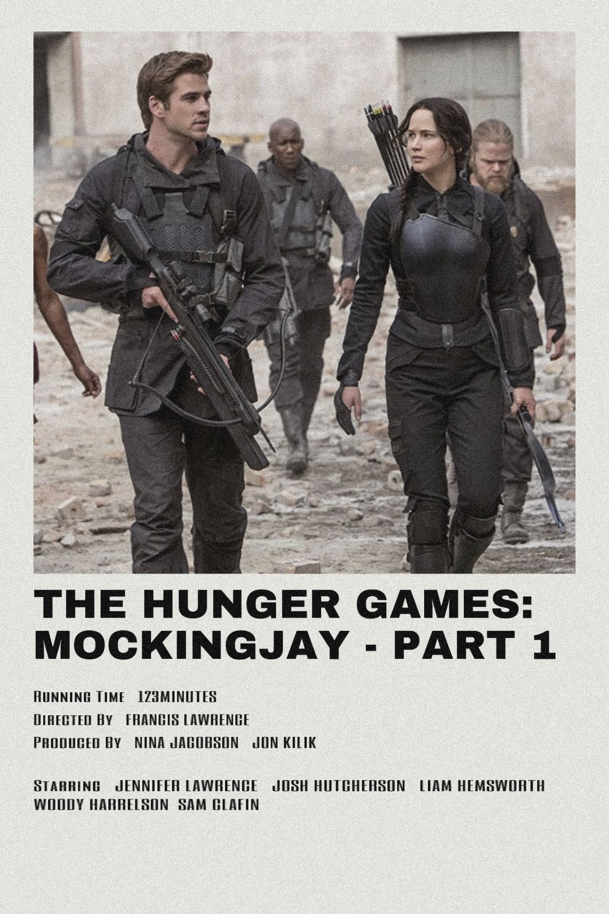 Hunger Games: Mockingjay Part 1 By scarlettbullivant in