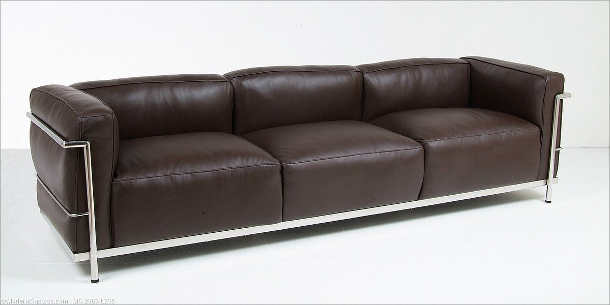 Corbusier Style: Grande Feather Relaxed Sofa in 2020 ...