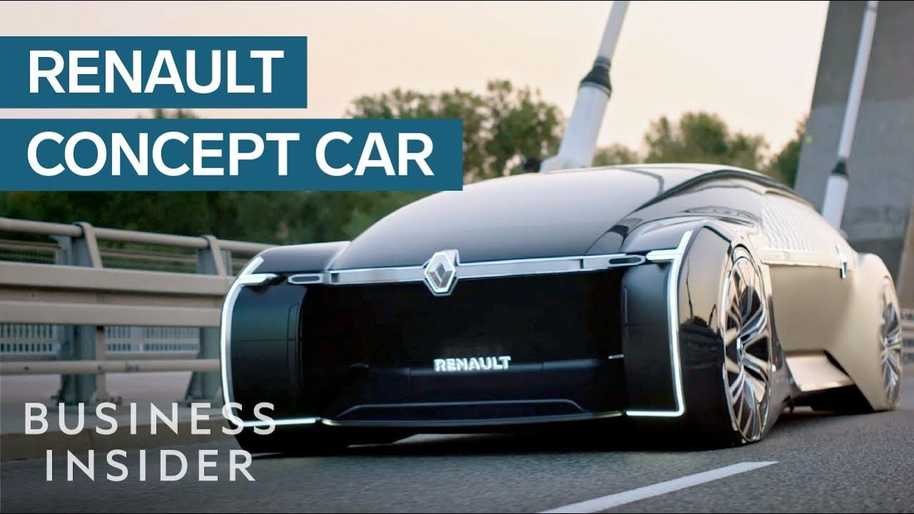 Renault S Ez Ultimo Concept Car Is A Luxury Self Driving Lounge Renault Has Revealed A New Self Driving Concept Best Luxury Cars Renault Future Concept Cars