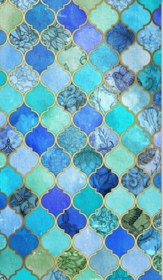 Amazing In 2019 Pattern Wallpaper Patchwork Tiles Tile