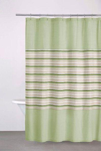 DKNY Sahara Stripe Shower Curtain