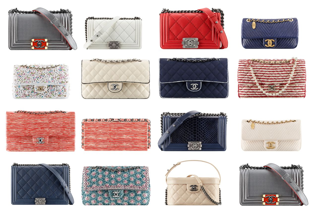 9ea63aa70ab0 The Entire Chanel Cruise 2014 Bag Collection, Which One Is On Your Wish  List?