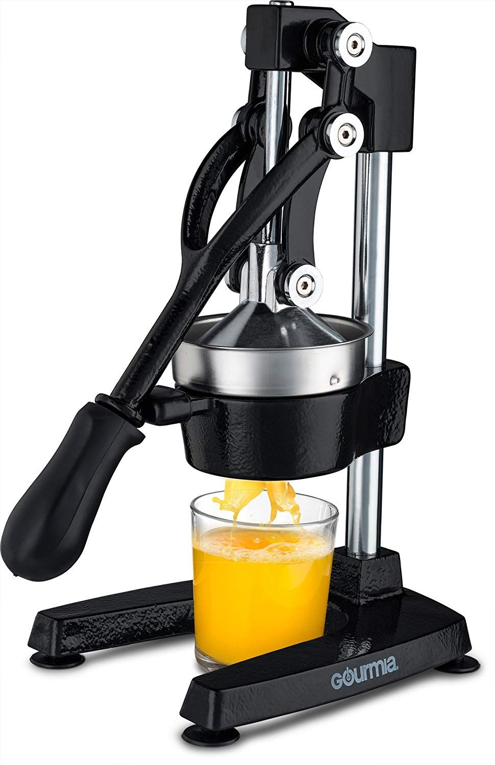 Cuisinart pulp control citrus juicer (ccj-500) demo video youtube.