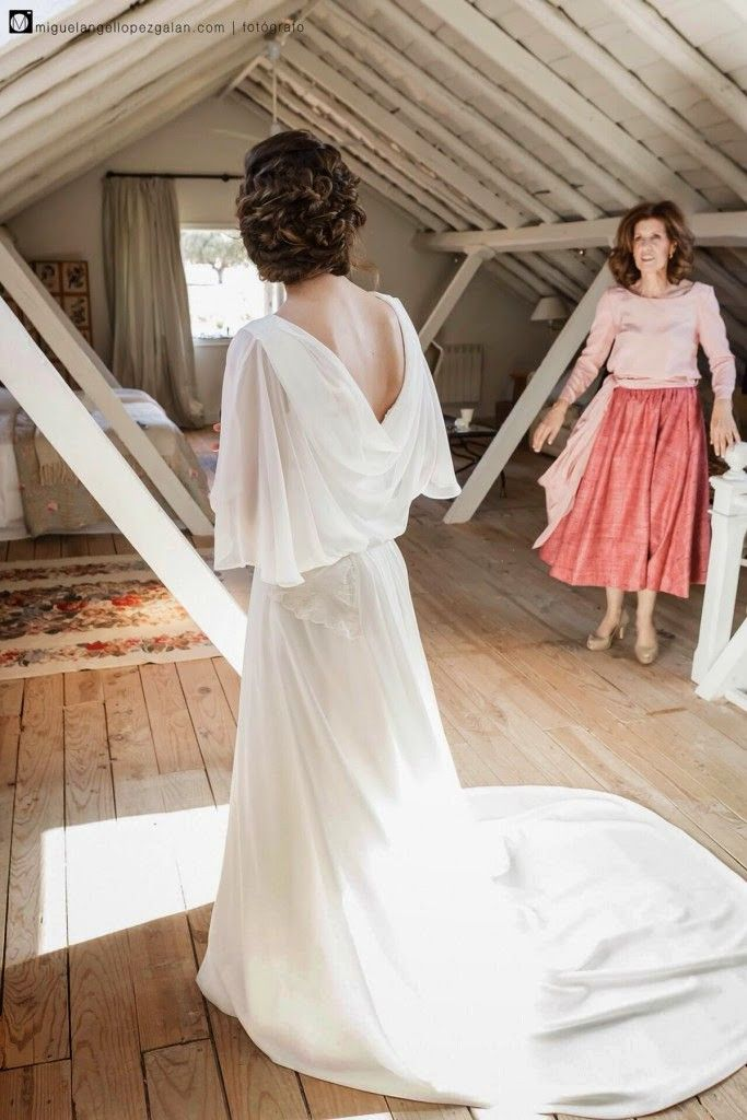 vestido novia isabel nuñez | novias | pinterest | la marca españa