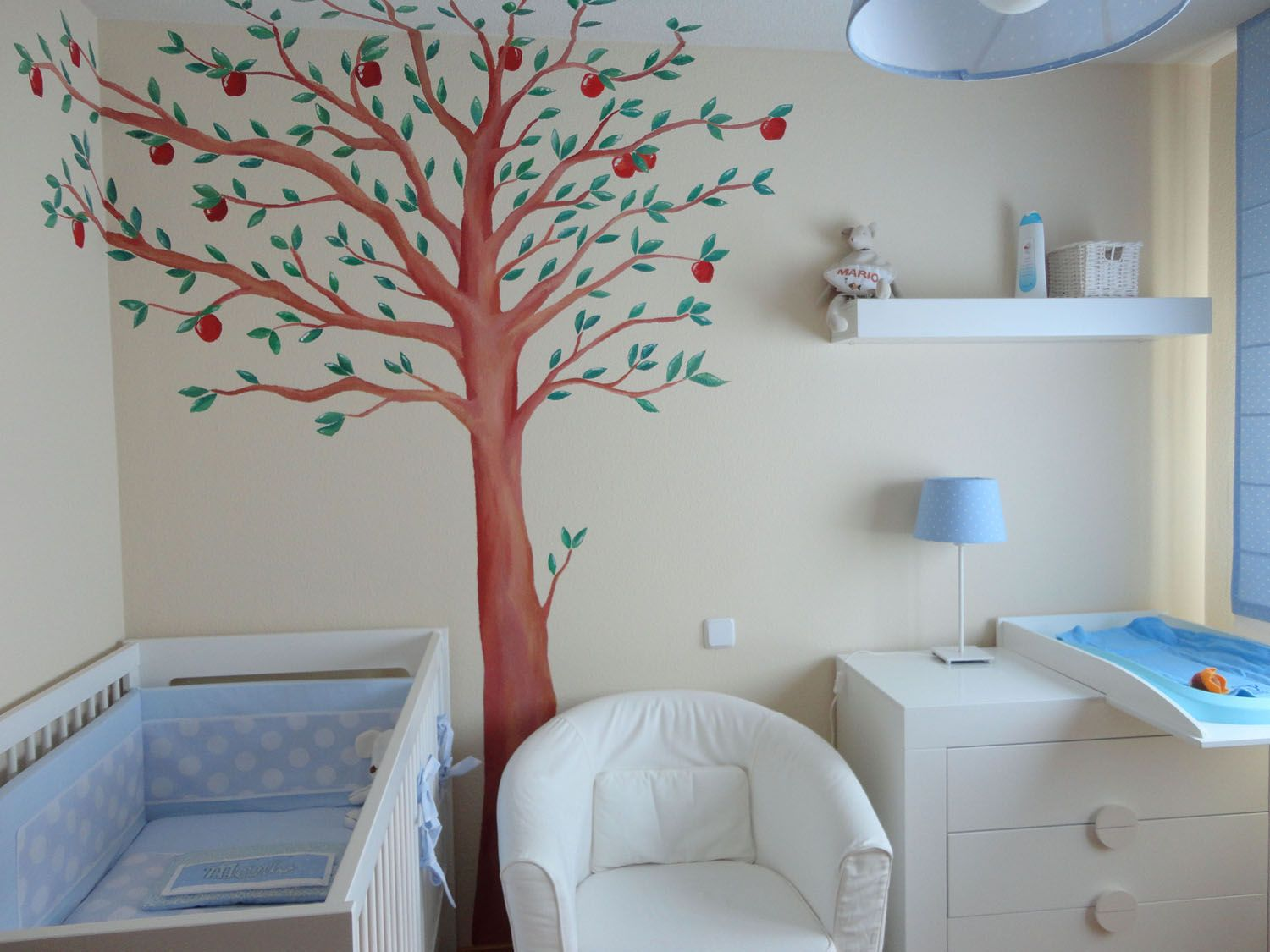 Murales Para Dormitorio Arboles Pintados En La Pared Rooms Pinterest