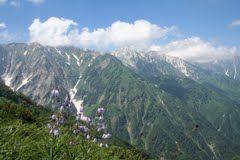 Panoramio - Photo of 八方尾根