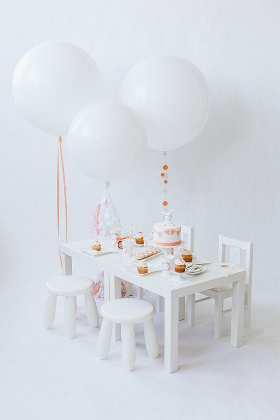 fiesta de cumpleaños para niños pequeños