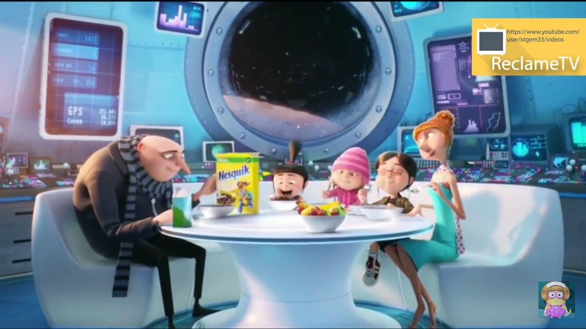 Gru And His Family Have Breakfast Mi Villano Favorito Gru Mi Villano Favorito Gru Mi Villano