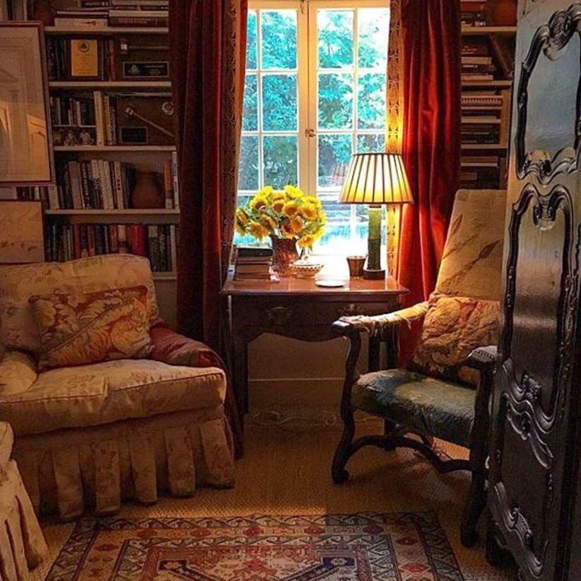 Inspiring English Cottage Decor Ideas34 Inspiring English Cottage Decor Ideas English Cottage Decor Cozy House Cottage Interiors
