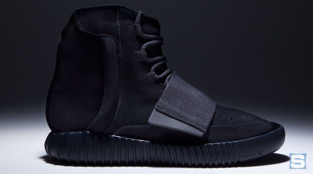adidas 750 boost blackout