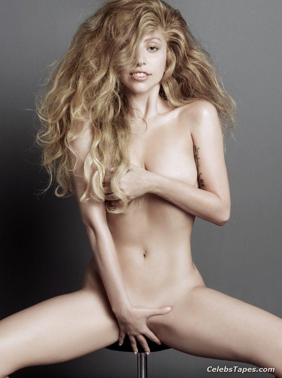 Celebrity sex tape lady gaga