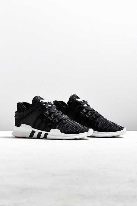 adidas eqt appoggio avanzata in nero / bianco eqt lista pinterest