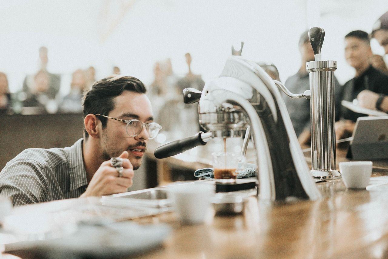 Coffee, Coffee, Maker, Machine, Hot, Drink coffee,