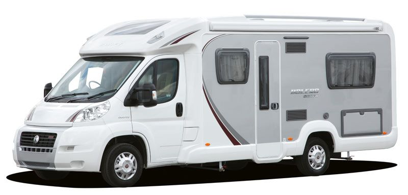 If your going to go camping do it in style ) Motorhome