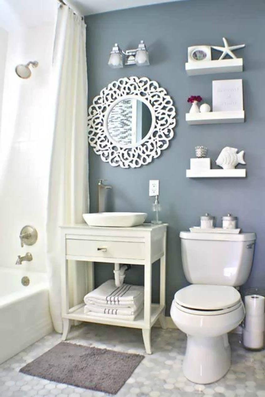 Making Nautical Bathroom Decor By Yourself Nautical Bathroom