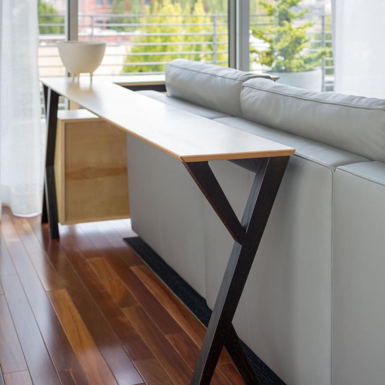 Console Table Behind Sofa Http Www Sofaideas Co
