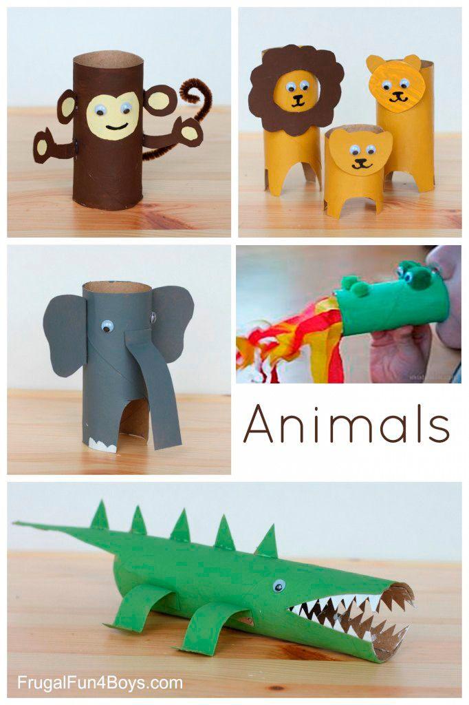12 divertidas manualidades para niños que seguro les encantarán