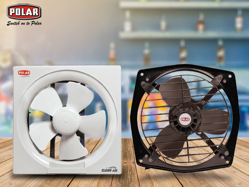 Key Factors To Select The Exhaust Fan For Your Kitchen Exhaust