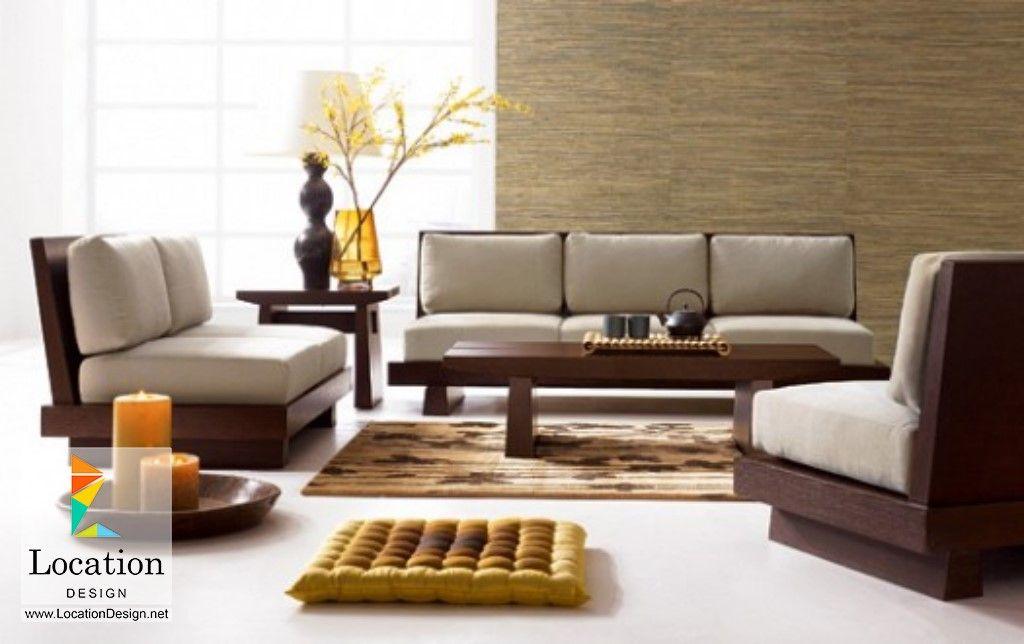 ديكورات غرف جلوس مودرن Contemporary Home Decor Diy Painting Decor