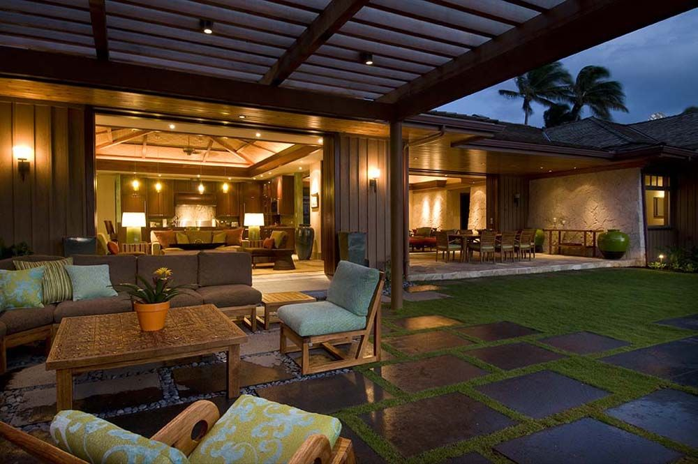 Hawaiian Interior Design Home Design Ideas And Pictures