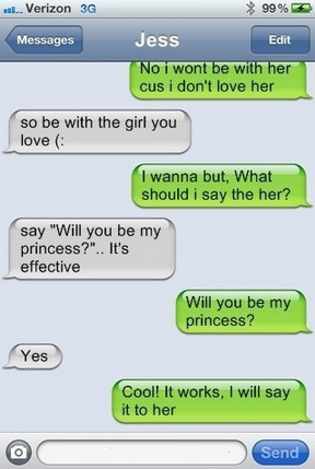 Funny Text Messages For Her : funny, messages, Oooooo, Awkward..., Funny, Messages,, Texts